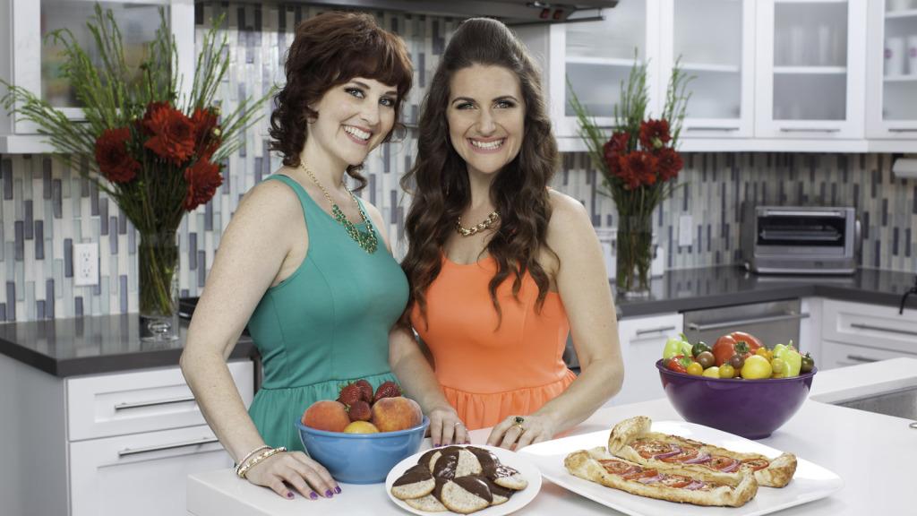 Heather Goldberg and Jenny Engel of Spork Foods