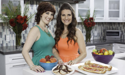 Heather Goldberg and Jenny Engel of Spork Foods